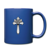 Full Color Mug - royal blue