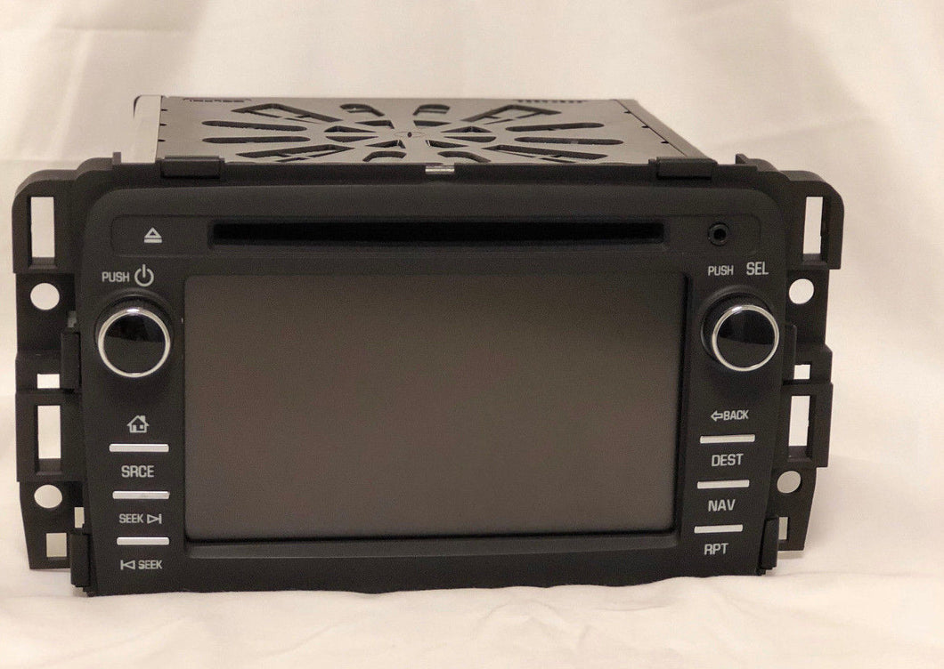 2014 Buick Enclave Radio CD Player Satellite Navigation 23162877