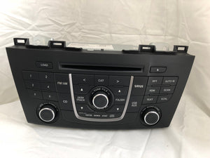 13 14 2013 2014 Mazda 5 Radio Cd Mp3 WMA AAC Player CG40669R0