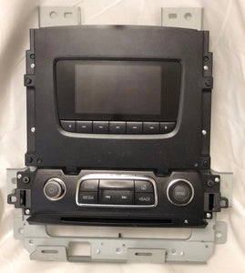 14 15 Chevrolet Impala Radio Control Panel with Display Screen