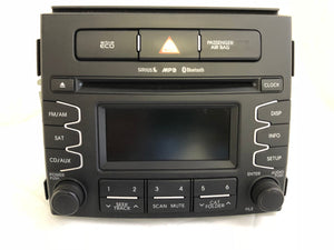 12 13 Kia Soul MP3 CD Bluetooth Satellite Radio Receiver OEM