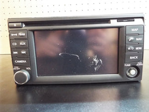 13 14 15 NISSAN TITAN RADIO OEM CD XM NAVIGATION MAP 259159FN1A