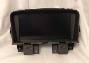 2014 Chevrolet Cruze Driver Information Display Screen OEM 14 Cruze 22851302