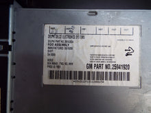 GM Delphi Delco Electronics Systems OEM 25941920 (PARTS)