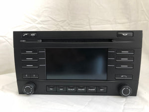 09 10 11 PORSCHE CDR30 CD MP3 PLAYER STEREO RADIO Cayene Cayman Boxster