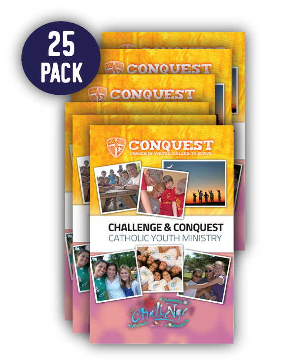 Challenge and Conquest Brochure