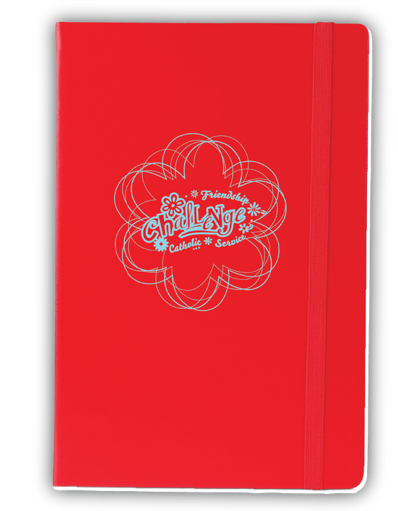 Challenge Hardcover Journal