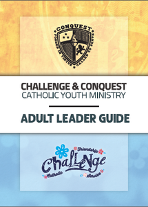Challenge and Conquest Adult Leader Book