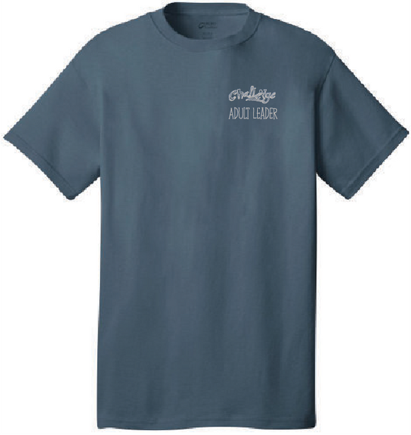 Challenge Adult Leader T-Shirt 2020