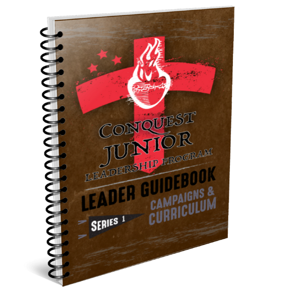 Conquest Junior Guidebook- Series 1