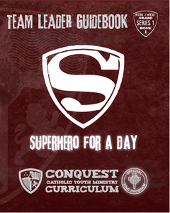 Conquest Curriculum Books for 5th/6th Grade Set