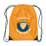 Conquest Cinch Bags
