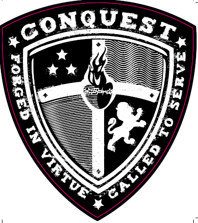 Conquest Wall Cling