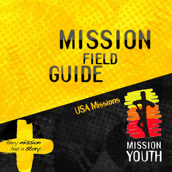 Mission Field Guide for USA Missions