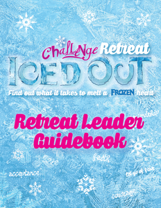 Challenge Iced Out Retreat Leader Guidebook and CD