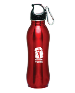 Mission Youth Water Bottle