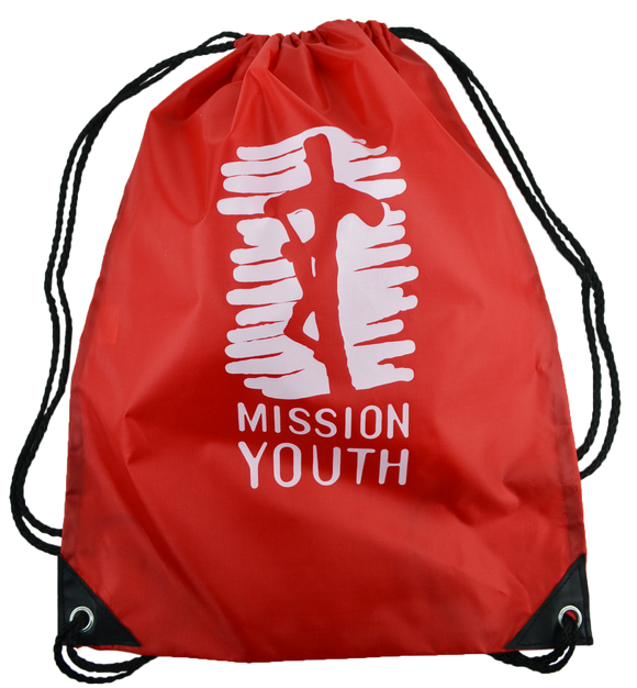 Missionary Cinch Bag