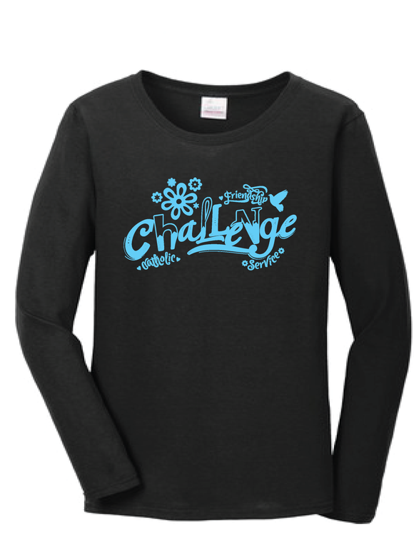 Challenge Long Sleeve T-shirt