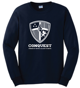 Conquest Long Sleeve Youth T-shirt