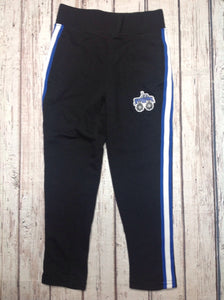 365 Kids Black & Blue Sweatpants