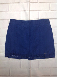 Abercrombie & Fitch Blue Skirt