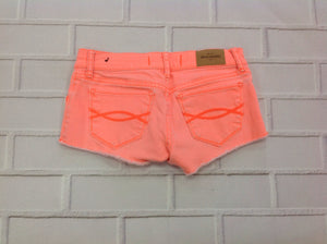 Abercrombie & Fitch Orange Shorts
