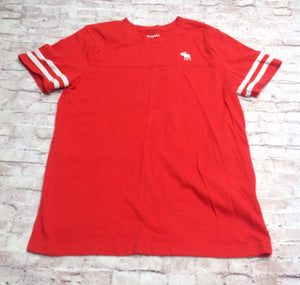 Abercrombie Kids Red & White AS-IS Top
