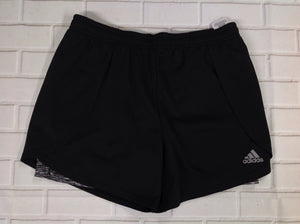Adidas Black & Gray Shorts