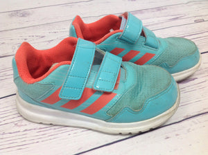 Adidas GREEN & PEACH Sneakers