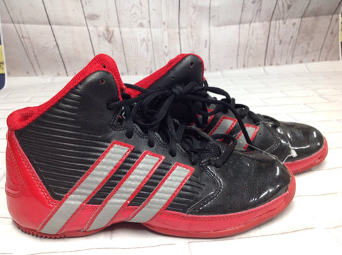 Adidas Red & Black Sneakers