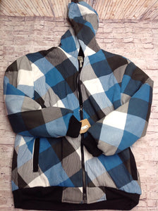 Architect Black & Blue Jacket