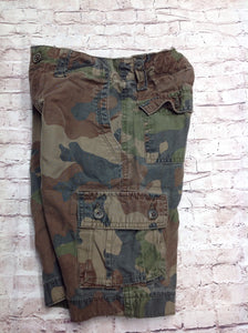Arizona BROWN & GREEN Camouflage Shorts