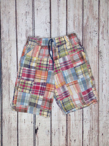 Arizona Multi-Color Plaid Shorts