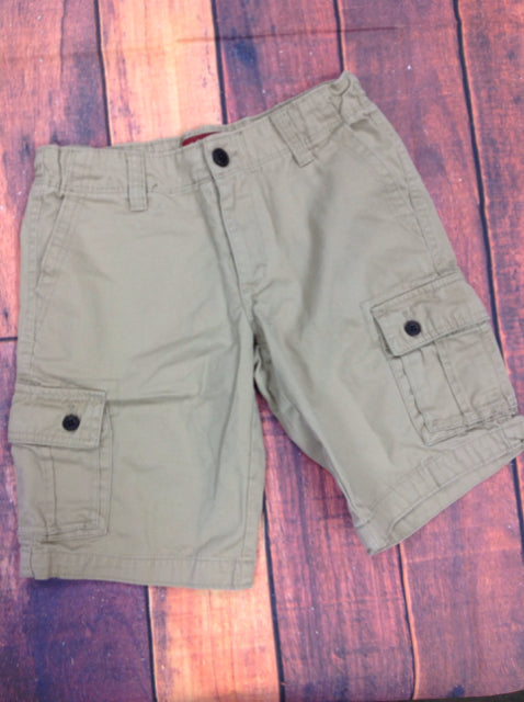 Arizona Tan Solid Shorts