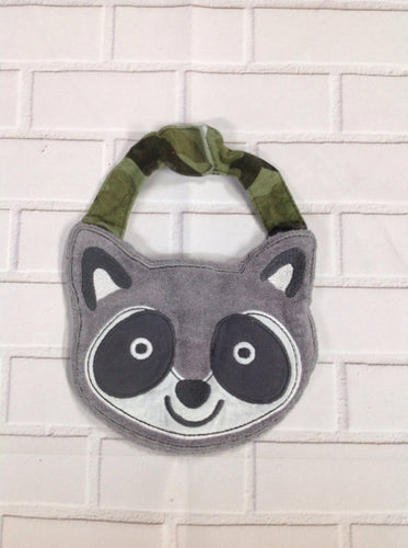 BABY PLACE Racoons Bib