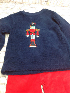 BKids Blue & Red 2 PC Outfit