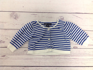 Baby Gap Blue & White Top