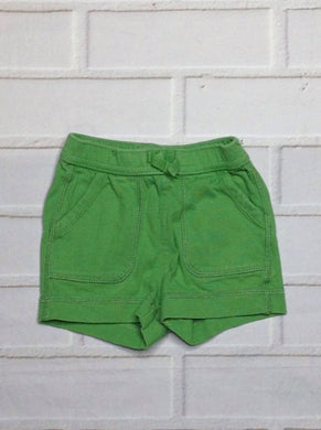 Baby Gap Bright Green Shorts