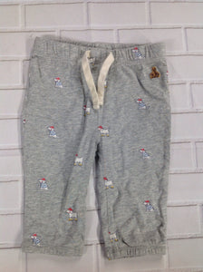 Baby Gap GRAY PRINT Pants