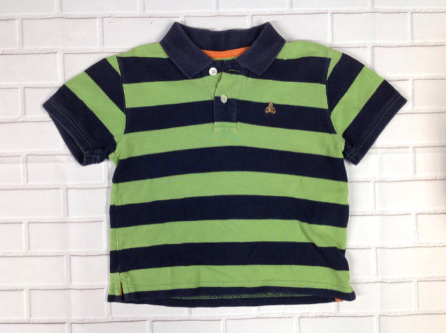 Baby Gap GREEN & NAVY Top