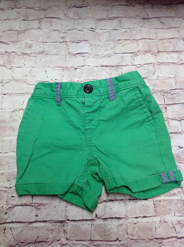 Baby Gap Green & Blue Shorts