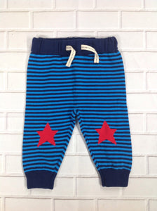 Baby Gap Navy Print Pants