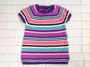 Baby Gap Purple Print Dress