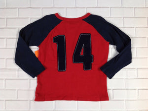 Baby Gap Red Prince Top
