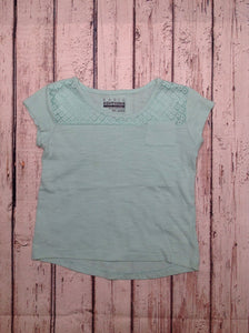 Basic Editions Light Green Top