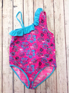 Big Chill Pink & Blue Swimwear