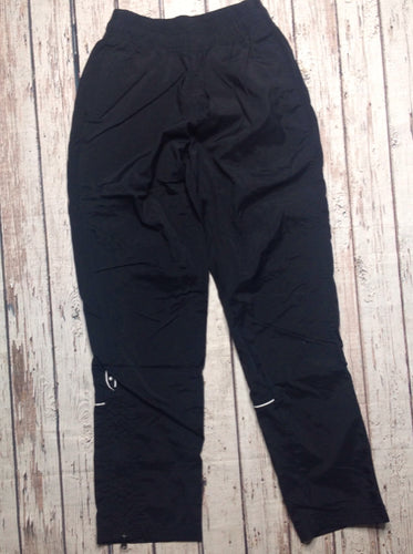 Black Lined Sweatpants