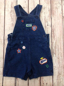 Blue Shortalls