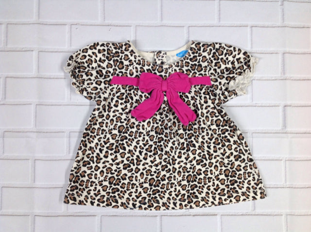 Bon Bebe Brown Onesie