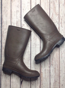 Brown YB Footwear RainBoots